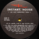 Instant House (Joe Claussell) - Awade (The Lost Dancetrax Takes)