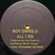Roy Davis Jr. / Omar S - All I Do / Da-Teys