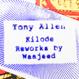 Tony Allen - Kilode Reworks (Remixed Waajeed)