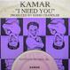 Kamar - I Need You