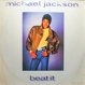Michael Jackson - Beat It / Burn This Disco Out