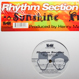 Rhythm Section - Sunshine / Praise