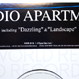Studio Apartment - Dazzling / Landscape