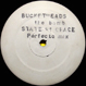 Grace / Bucketheads - Not Over Yet (Perfecto Mix) / I Wanna Know