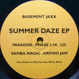 Basement Jaxx - Summer Daze EP