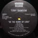 Tony Ransom - In The Name of Love