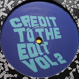 Greg Wilson - Credit To The Edit Volume 2 (Vinyl One)