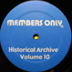 V.A. (Chantal Curtis, The Broads) - Historical Archives Vol.10
