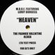 M.O.D.E. feat. Lroy Burgess - Heaven (Remixed Frankie Valentine)