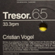 Cristian Vogel - (Don't) Take More (Remixed Jamie Lidell)