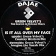 Dajae - Is It All Over My Face (Green Velvet's Too Scared Mixes)