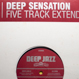 Deep Sensation - Five Track Extended Play