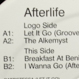 Afterlife - Let It Go EP