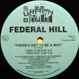 Federal Hill - There's Got To Be A Way
