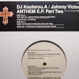 DJ Koutarou.A /Johnny Vicious - Anthem EP Pt 2