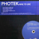 Photek feat. Robert Owens, Eric Kupper -  Mine To Give