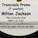 Milton Jackson - Deep Streets EP (Hold Me Close / So Tight)