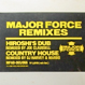 T.P.O. / Tycoon Tosh - Major Force Remixes