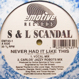 S & L Scandal (Carlos Sanchez,) - Never Had It Like This