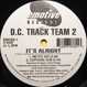 D.C. Track Team - It's Alright / Bassline