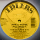 Royal House (Todd Terry) - Party People / Key The Pulse