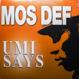 Mos Def feat. Weldon Irvine - Umi Says