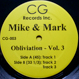 Mike & Mark - Obliviation Vol. 3