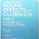 Flower S.E. Productions - Sound Effects Vol. 1