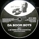 Da Boom Boys - Be There For Me