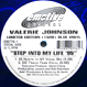 Valerie Johnson - Step Into My Life '95