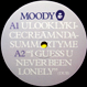 Moodymann - I Guess U Never Been Lonely EP